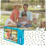 MCprint.eu - Fotogeschenke: Fotopuzzle 2000 Teile mit Foto-Schachtel
