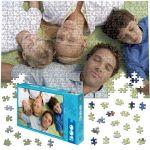 MCprint.eu - Fotodárky: Fotopuzzle 500 dílků s krabičkou
