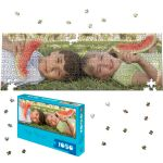 MCprint.eu - Fotodárky: Fotopuzzle panorama 1050 dílků s krabičkou