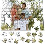 MCprint.eu - Fotogeschenke: Magnetisches Fotopuzzle mit 130 Teilen ohne Foto-Schachtel