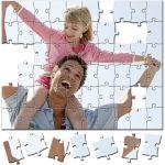 MCprint.eu - Fotodárky: Fotopuzzle A4 - 60 dílků