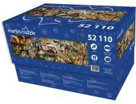 Puzzle 52110 Teile, Das erste Puzzle, welches mehr als 50000 teile