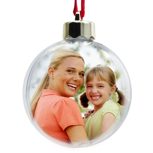 MCprint.eu - Photogift: Photo Christmas decoration