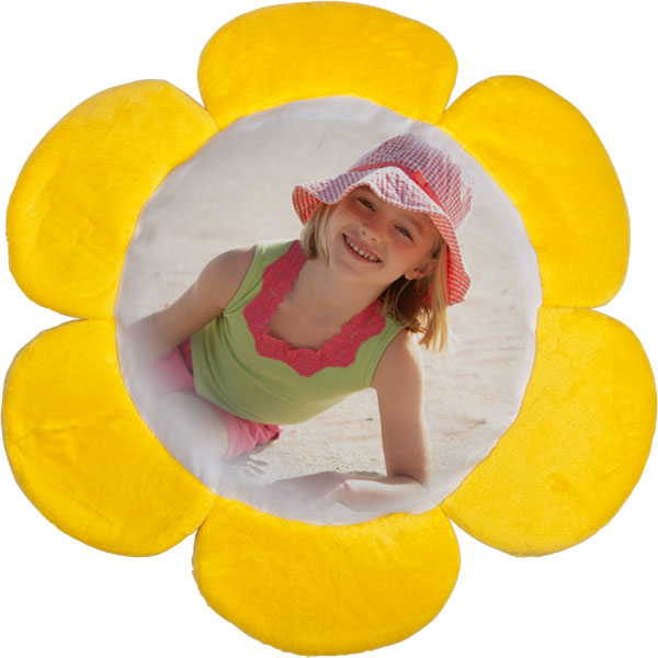 MCprint.eu - Photogift: Photo pillow sunflower