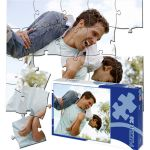 MCprint.eu - Photogift: Photopuzzle 20 piece with a gift box