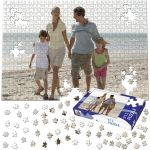 MCprint.eu - Photogift: Photopuzzle 912 piece with a gift box