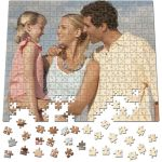 480 Piece Puzzle 21 x 16 in , a photo gift with a collective photo for your mum