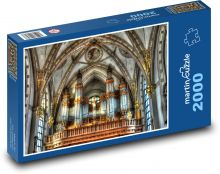 Stockholm - St. Clara Church Puzzle of 2000 pieces