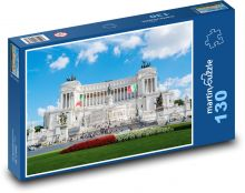Rome Puzzle of 130 pieces