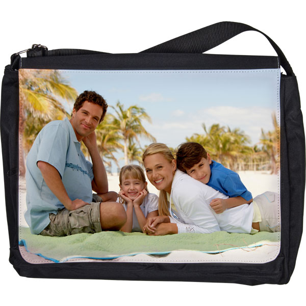Bag - 1x print, practical gift for schoolchildren for certificate