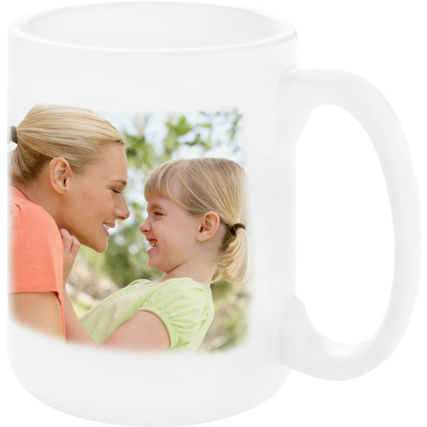 Mug JUMBO 15oz - 1x print for a right-hander, gift for your brother