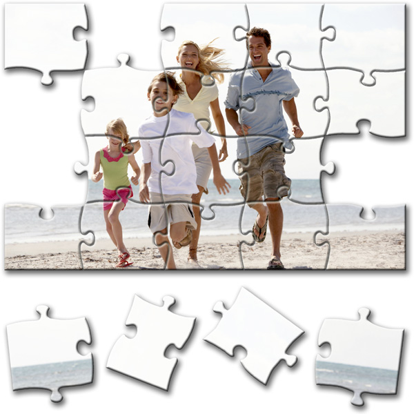 20 Piece Puzzle 6 x 4 in, an interesting photo gift graphics for a child