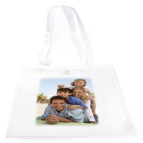 Shopping bag - 2x prints, a useful gift a personal photography for your granny